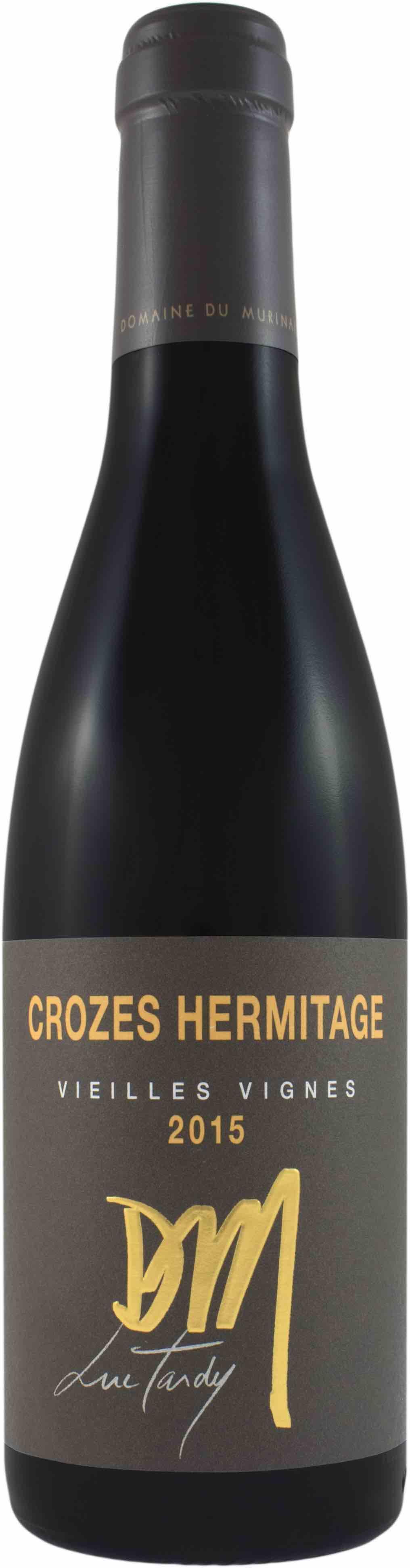 6 bottles of Crozes Hermitages - Vieilles Vignes 2015.